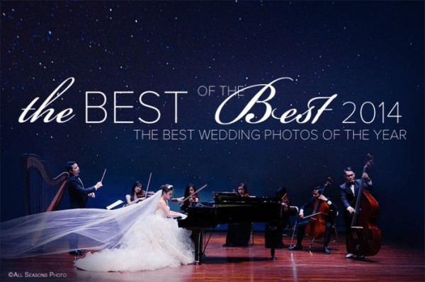 BEST WEDDING PHOTOGRAPHY OF THE YEAR - 2014